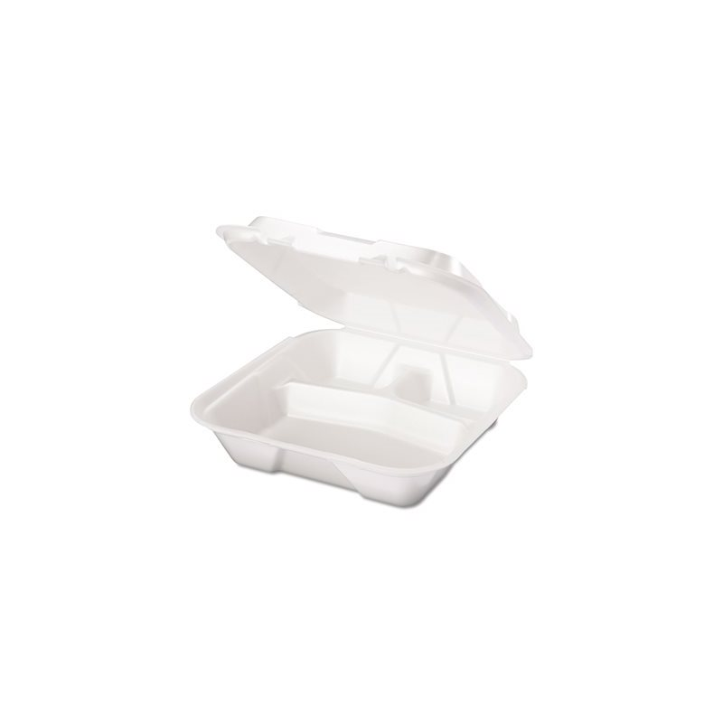 Foam Take-Out Container