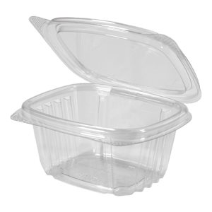 Crystal Seal 6 OZ w / flat lid (400 / case)