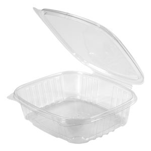 Crystal Seal 24 OZ w / flat lid (200 / case)