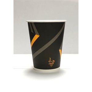 Paper Hot Cup 10 Oz Mi-Ma (1000 / cs)