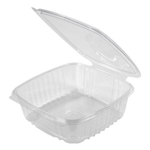 Crystal Seal 48 OZ w / flat lid (200 / case)