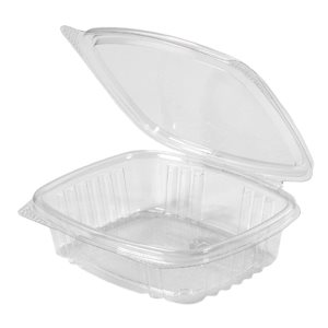 Crystal Seal 8 OZ w / flat lid 200 / case