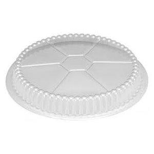"""Plastic Dome Lid For Aluminum 7"""" Round (500 / cs)"""