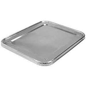 Aluminum Foil Lid For 1 / 2 Size (100 / cs)