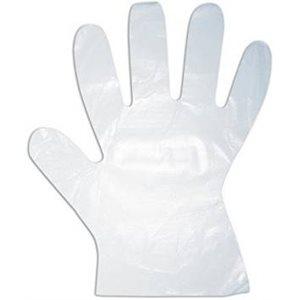 Gloves Poly Large (500 / cs)