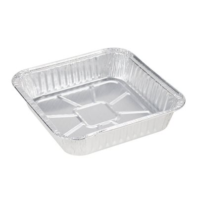 "Aluminum Square Pan 9"" (200 / cs)"